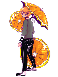 Orange Boy by Zurnie