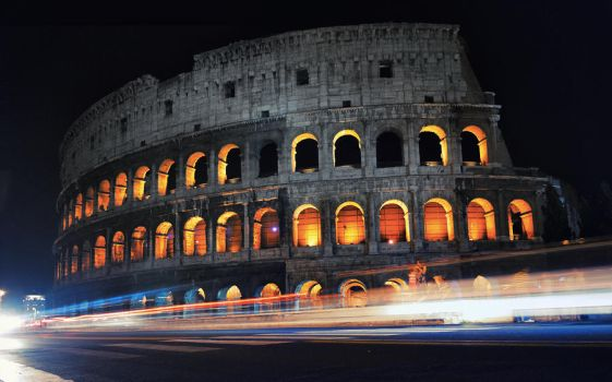 Colosseo by IsacGoulart