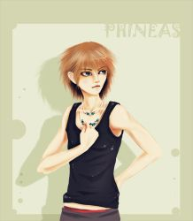 ::Phineas:: Dollart Commission by aPPlejaZZ