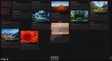 Relaunching my portfolio website by alexandru-r-ghinea