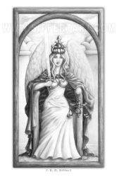 Tarot - The Justice by siffert