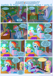 Dash Academy - Old Friends, New Friends Part. 6 by palafox129