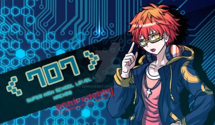 DR x MM = 707 (Luciel Choi) by shirodebby