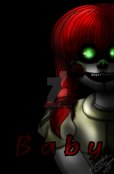 Baby | Annabelle Crossover by Sammieplier