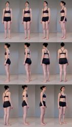 Full Body Turn Around Stock Pack by RobynRose