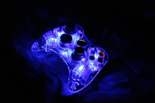 My new Xbox controller by N-ScapePhotography
