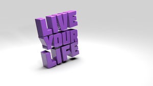 Live Your Life by Rabbe007