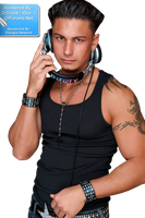 Pauly D Render - Jersey Shore by DrCrunk