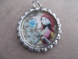 Sally, Nightmare Before Christmas Charm/Pendant by Kashi-kun