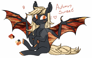 Batpony Adopt Auction [CLOSED] by JellyBeanBullet
