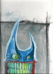 mrteeth and his friend tooth by ashman