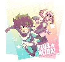 Plus Ultra!! by DrunkenGren
