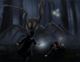 Follow the Spiders by crazyfreak2001