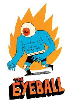The Eyeball- Fight Villain by Teagle
