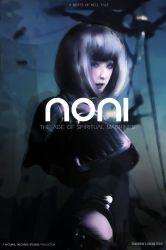 NONI - The Age Of Spiritual Machines by PalomaGouthier