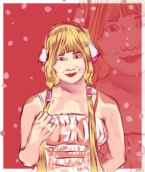 Chii in chobits by guitaristaako