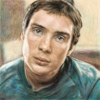 Cillian Murphy Portrait by radarlove413