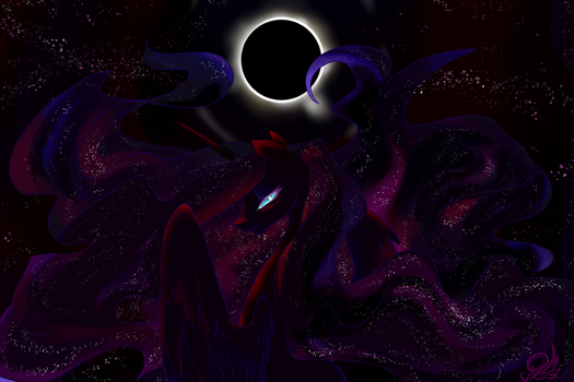 The 2nd Eclipse by Fire-Star-Animations