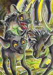 ACEO #251 - hey there~! by Mahira-K
