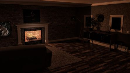 The Living Room by Tolfstation