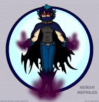 Human Mephiles by LillithMalice