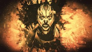 WWE Goldust Custom Wallpaper by BullCrazyLight