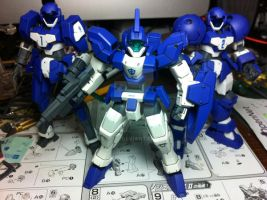 1/144 scale Genoace II (Obright colors) by BazSg