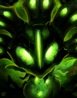 Zygarde (Pokemon) by PhiphiAuThon