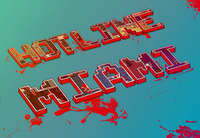 Hotline Miami by AtheistNation