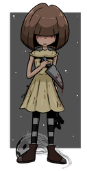 Fran Bow by Mamottshuu