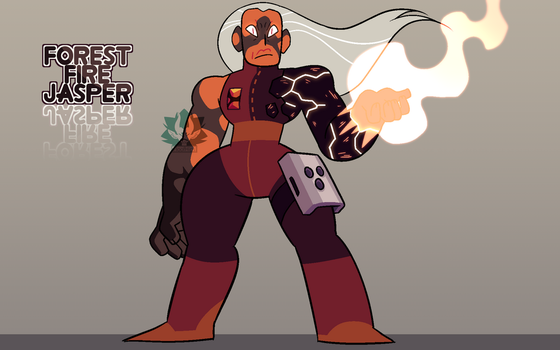[OTA] Forest Fire Jasper (Closed) by FloofHips