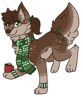 Christmas Hot Chocolate (CLOSED!) by all-type-adopts