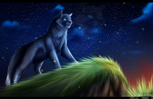 Welcome to the rhythm of the night by Blue-Krew