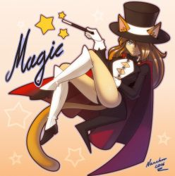 Jenny the magician by nancher