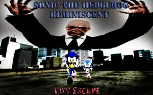 Sonic The Hedgehog Reminiscent City Escape by shadow759