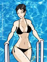 Selina Kyle by Inspector97