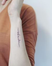 simple tattoo by sHavYpus