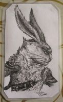 Rise of the Guardians Bunnymund by TFGlider