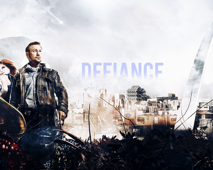 Defiance- Fanart wallpaper by spiritcoda