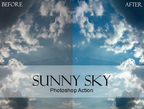 Resources: Sunny Sky Action by pelleron