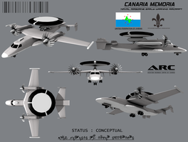 Canaria Memoria by Stealthflanker