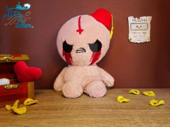 Plush Judas from The Binding of Isaac by TitaVV