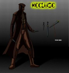 Recluse by Wastelander7