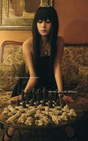 Chess doll by fresia89