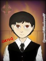 Lucius (Redrawn) by QueenOfShadows67