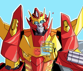 Have A Drink With Me? by Kriegswaffle