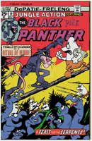 Black Pink Panther by Tulio-Vilela