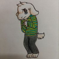 Asriel by MagicalRave