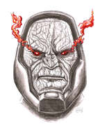 Darkseid by Xpendable
