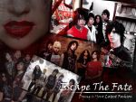 Escape The Fate Wallpaper by raize